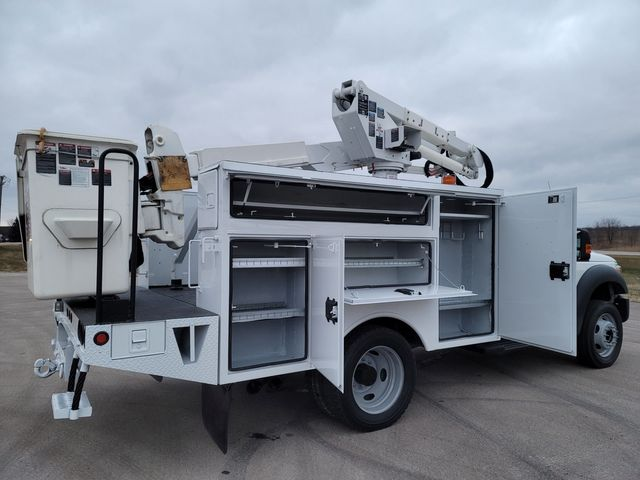 2013 Ford F550 bucket truck Lake In The Hills, IL 17