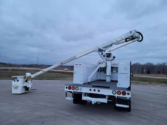 2013 Ford F550 bucket truck Lake In The Hills, IL 32