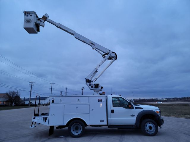 2013 Ford F550 bucket truck Lake In The Hills, IL 35