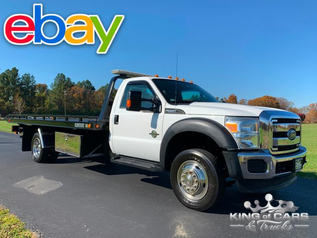 2013 Ford F550 Rollback WITH WHEELIFT LIKE NEW