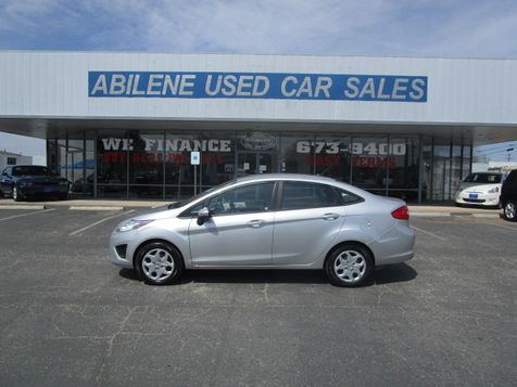 2013 Ford Fiesta S in Abilene, TX