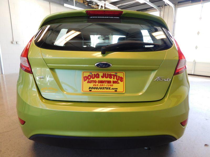 2013 Ford Fiesta SE  city TN  Doug Justus Auto Center Inc  in Airport Motor Mile ( Metro Knoxville ), TN