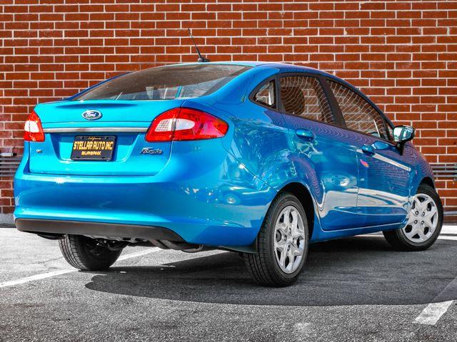 2013 Ford Fiesta SE Burbank, CA 4