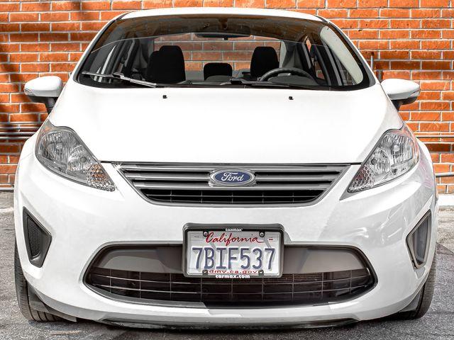 2013 Ford Fiesta SE Burbank, CA 2