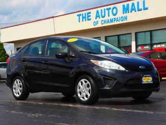 2013 Ford Fiesta S   Champaign, Illinois   The Auto Mall of Champaign in Champaign Illinois