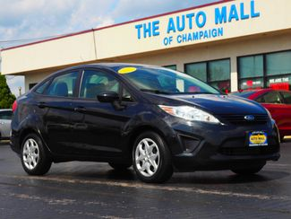 2013 Ford Fiesta S | Champaign, Illinois | The Auto Mall of Champaign in Champaign Illinois