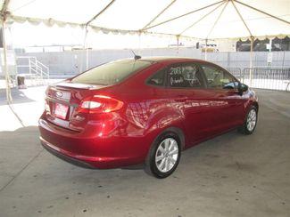 2013 Ford Fiesta SE Gardena, California 2