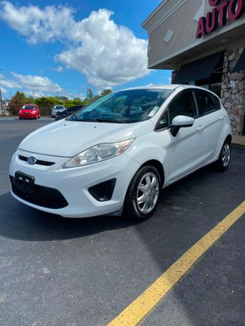 2013 Ford Fiesta S | Hot Springs, AR | Central Auto Sales in Hot Springs, AR