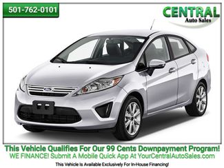 2013 Ford Fiesta Titanium | Hot Springs, AR | Central Auto Sales in Hot Springs AR