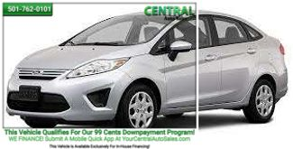 2013 Ford Fiesta SE | Hot Springs, AR | Central Auto Sales in Hot Springs AR