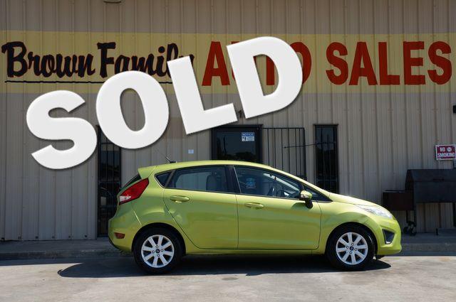 2013 Ford Fiesta SE | Houston, TX | Brown Family Auto Sales in Houston TX