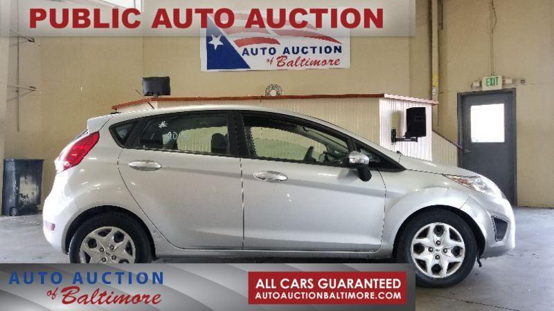 2013 Ford Fiesta SE | JOPPA, MD | Auto Auction of Baltimore  in JOPPA MD