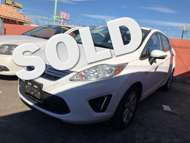 2013 Ford Fiesta SE CAR PROS AUTO CENTER (702) 405-9905 Las Vegas, Nevada