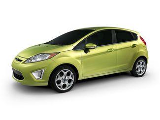 2013 Ford Fiesta Titanium in Medina, OHIO 44256