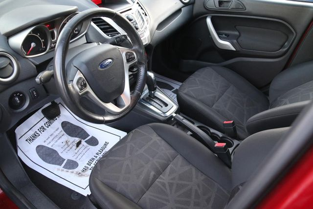 2013 Ford Fiesta SE Santa Clarita, CA 8