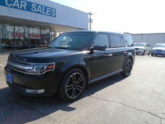 2013 Ford Flex Limited wEcoBoost  Abilene TX  Abilene Used Car Sales  in Abilene, TX