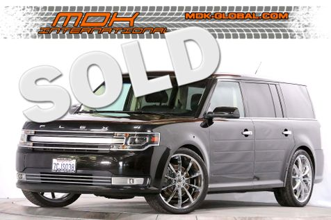 2013 Ford Flex Limited w/EcoBoost - AWD - Navigation in Los Angeles