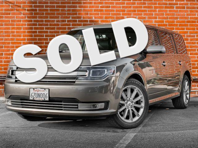 2013 Ford Flex Limited Burbank, CA 0