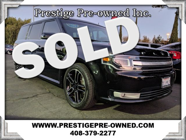 2013 Ford FLEX LIMITED w/ ECOBOOST  in Campbell CA