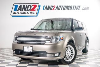 2013 Ford Flex SEL in Dallas TX