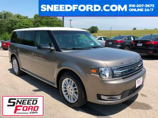 2013 Ford Flex SEL in Gower Missouri, 64454