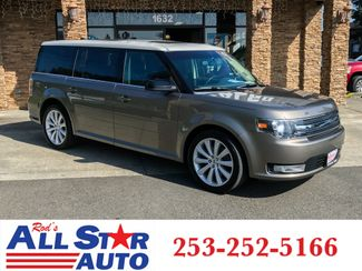 2013 Ford Flex SEL AWD in Puyallup Washington, 98371