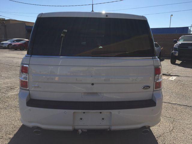 2013 Ford Flex SEL 3 MONTH/3,000 MILE NATIONAL POWERTRAIN WARRANTY Mesa, Arizona 3