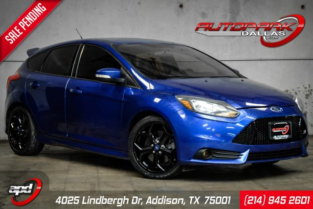 2013 Ford Focus ST w/ ST2 Package & Upgrades
