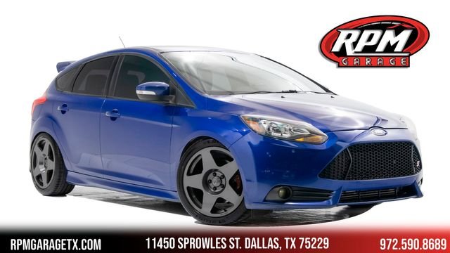 2013 Ford Focus ST with Many Upgrades in Dallas, TX 75229