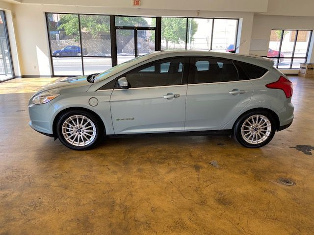 2013 Ford Focus Electric BEV