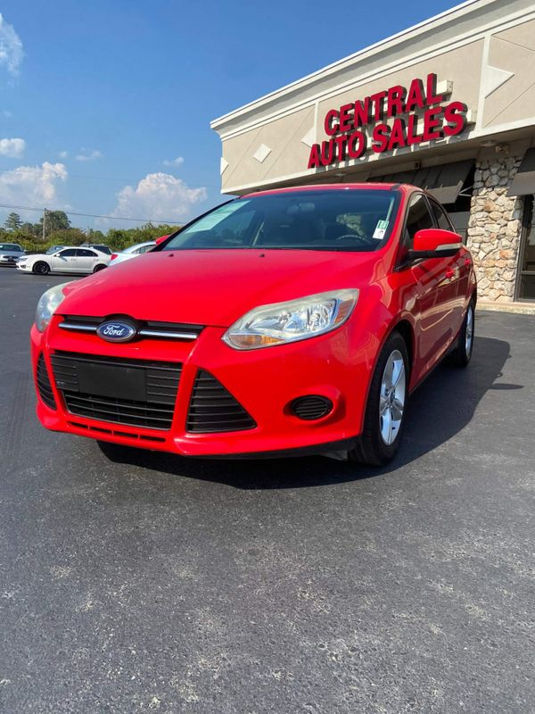 2013 Ford Focus SE   Hot Springs, AR   Central Auto Sales in Hot Springs AR