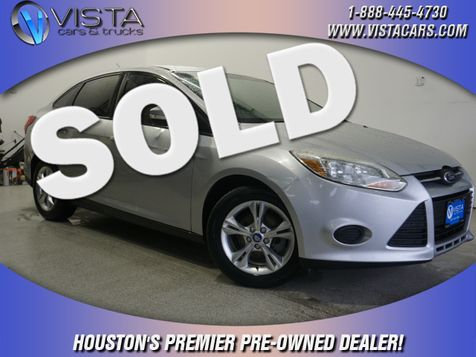 2013 Ford Focus SE in Houston, Texas
