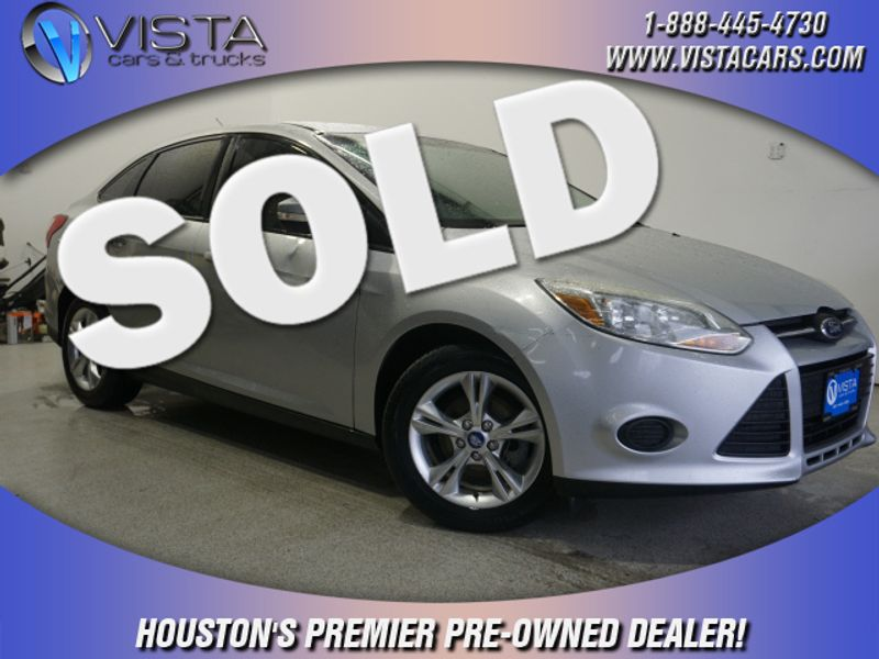 2013 Ford Focus SE  city Texas  Vista Cars and Trucks  in Houston, Texas