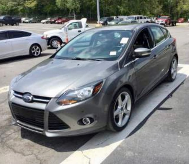 2013 Ford Focus Titanium in Knoxville, Tennessee 37920