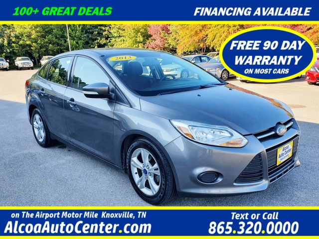 "2013 Ford Focus SE 2.0L 5M Winter Pkg w/SYNC/16"" Alloys in Louisville, TN 37777"