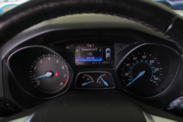 2013 Ford Focus Titanium - NAVIGATION - SUNROOF - HANDLING PKG! Mooresville , NC 9