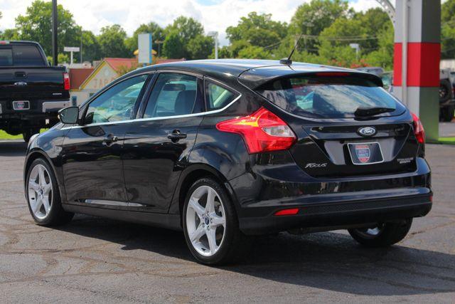 2013 Ford Focus Titanium - NAVIGATION - SUNROOF - HANDLING PKG! Mooresville , NC 26