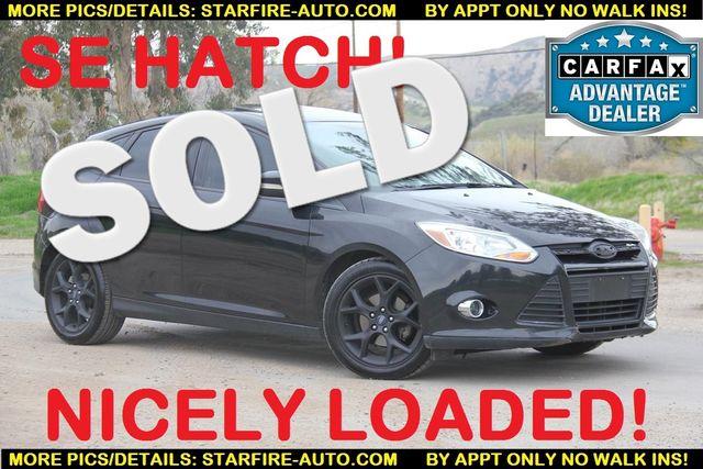 2013 Ford Focus SE Santa Clarita, CA