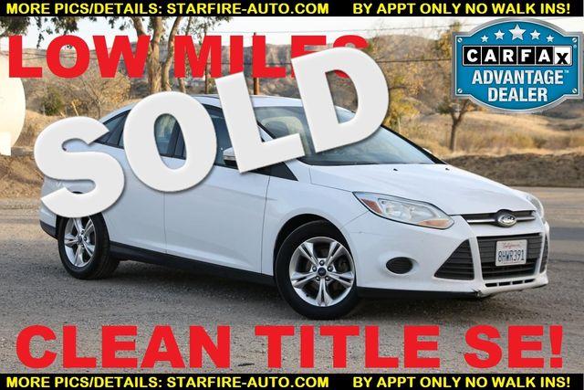 2013 Ford Focus SE Santa Clarita, CA 0