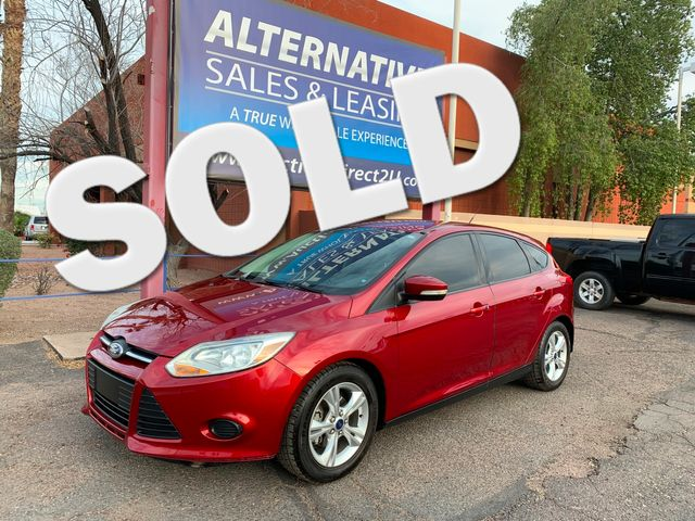 2013 Ford Focus SE 3 MONTH/3,000 NATIONAL POWERTRAIN WARRANTY Mesa, Arizona