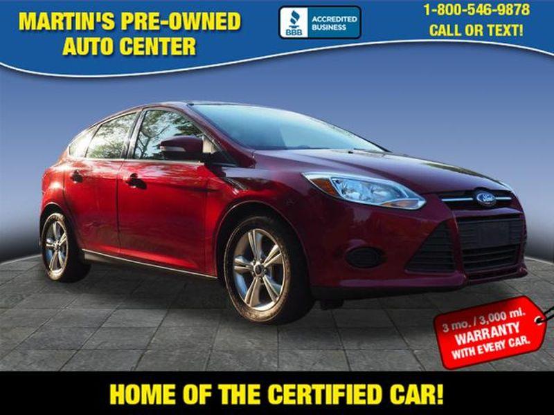 2013 Ford Focus SE | Whitman, Massachusetts | Martin's Pre-Owned