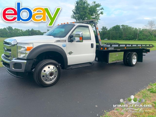 2013 Ford FORD F-550 XLT CENTURY ROLLBACK 6.7 DIESEL in Woodbury, New Jersey 08093