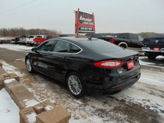 2013 Ford Fusion SE B/Up Camera, Htd Leather, Nav Alexandria, Minnesota 3