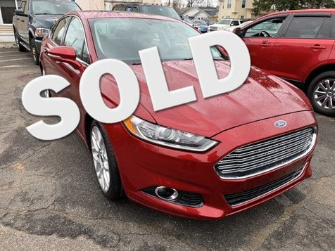 2013 Ford Fusion AWD Titanium in West Springfield, MA