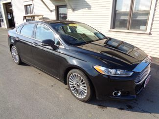2013 Ford Fusion Titanium in Brockport, NY 14420