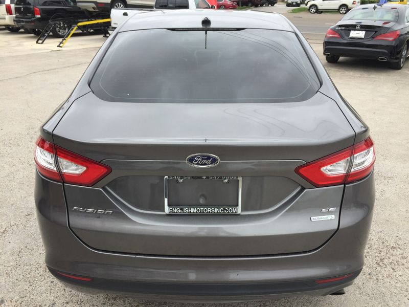 2013 Ford Fusion SE  Brownsville TX  English Motors  in Brownsville, TX
