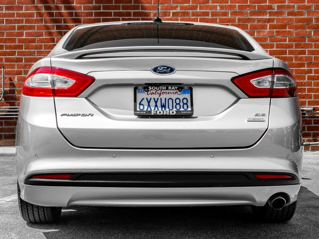 2013 Ford Fusion SE Burbank, CA 3