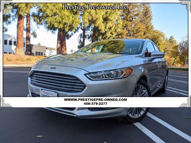 2013 Ford FUSION SE ((**NAVIGATION & BACK-UP CAMERA**))