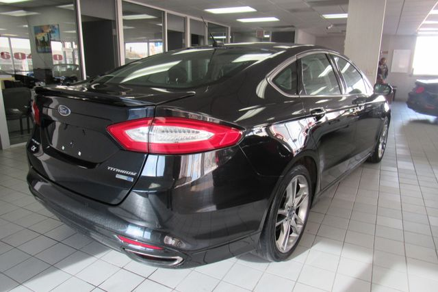 2013 Ford Fusion Titanium W/ BACK UP CAM Chicago, Illinois 5