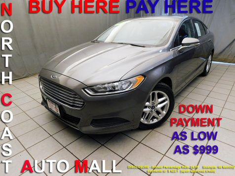 2013 Ford Fusion SEAs low as $999 DOWN in Cleveland, Ohio